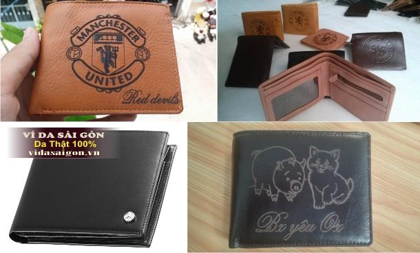 Địa chỉ sản xuất ví da tại Thanh Xuân HN