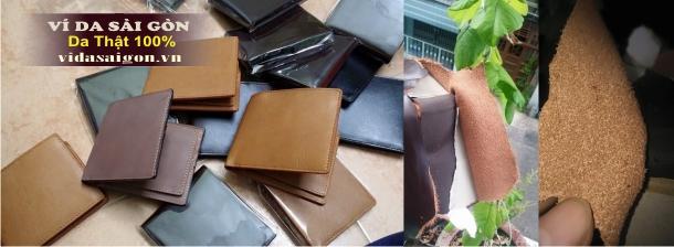 Địa chỉ bán ví da tại Gò Vấp Sài Gòn