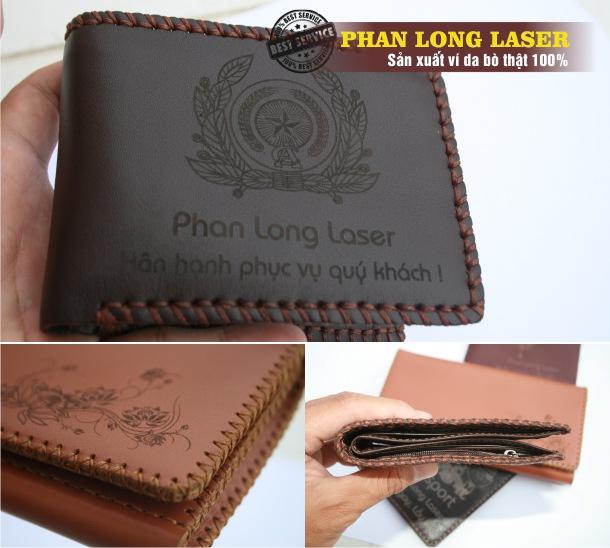 Sản xuất ví da, bóp da thật 100% tại Quận Tân Bình và Tân Phú