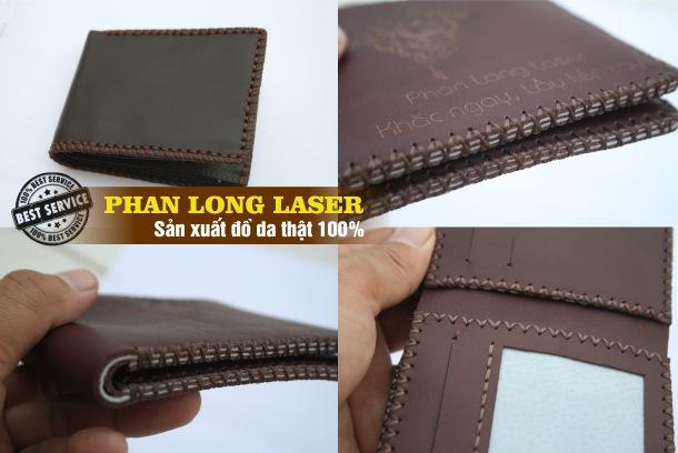 Địa chỉ bán ví da nam HandMade bằng da thật 100% tại Sài Gòn Hà Nội Đà Nẵng Cần Thơ
