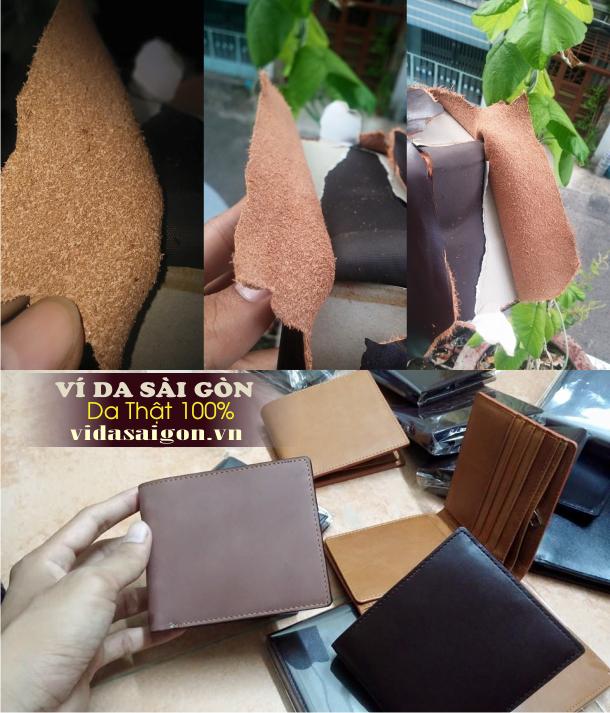 Địa chỉ sản xuất ví da Sài Gòn tại Thanh Xuân Hà Nội
