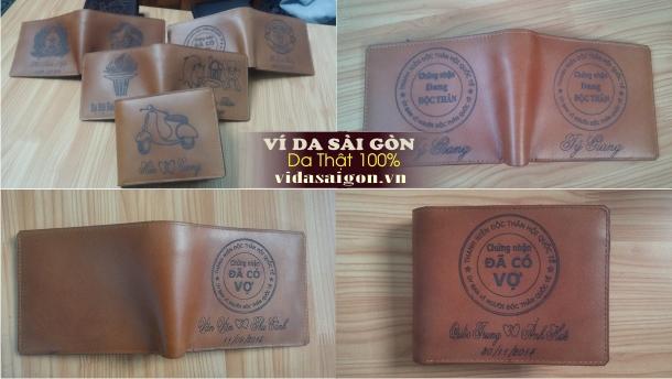 Địa chỉ sản xuất Ví Da Sài Gòn ở Gò Vấp HCM
